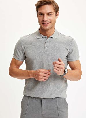 DeFacto Regular Fit Polo Yaka Tişört